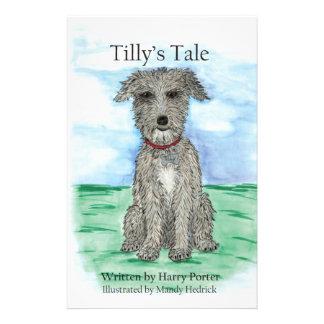 El cuento de Tilly Papelería Personalizada