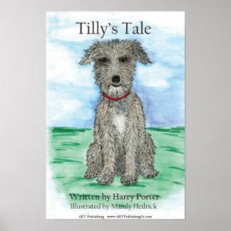 El cuento de Tilly Posters