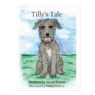 El cuento de Tilly Tarjetas Postales