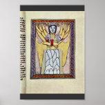 El cuerpo místico por el Hildegardis-Códice del DE Poster