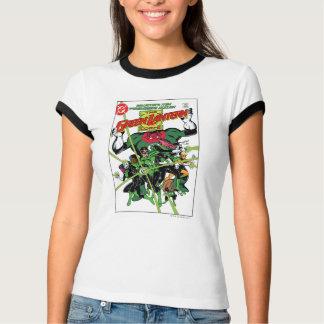 El cuerpo verde de la linterna playera