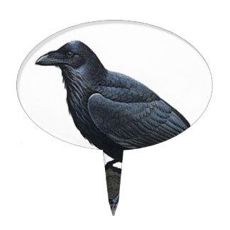 El cuervo figuras para tartas