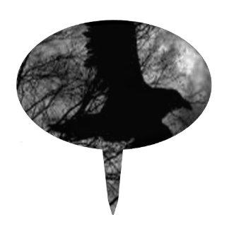 El cuervo palillos de tarta