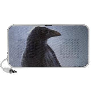 El cuervo mini altavoces