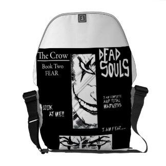 el cuervo bolsas de mensajería