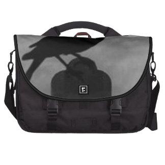El cuervo bolsas para portatil