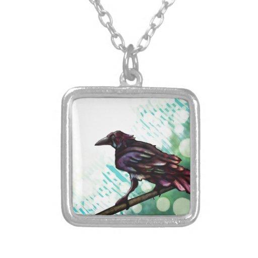 El cuervo colgante cuadrado