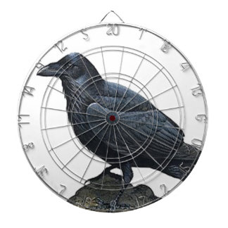 El cuervo tabla dardos