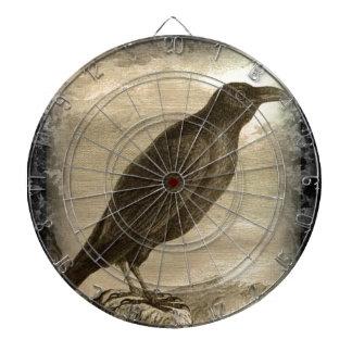 El cuervo tablero dardos