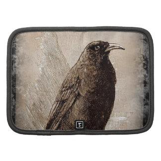 El cuervo organizador
