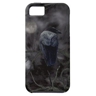 El cuervo iPhone 5 cárcasa