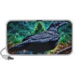El cuervo laptop altavoces
