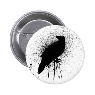 El cuervo negro pins