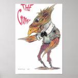 el cuervo poster