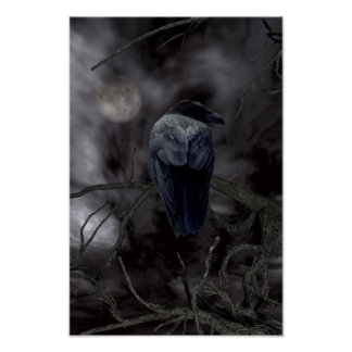 El cuervo póster