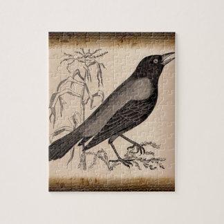 El cuervo puzzles con fotos