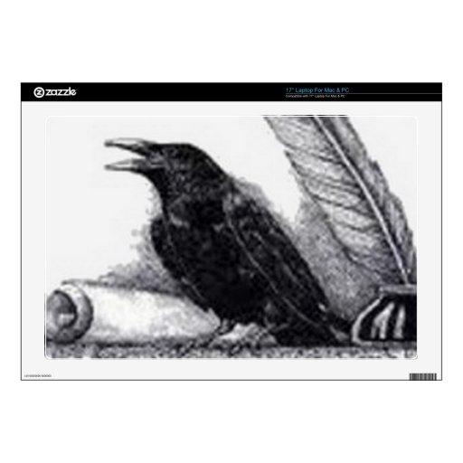 El cuervo skins para portátil