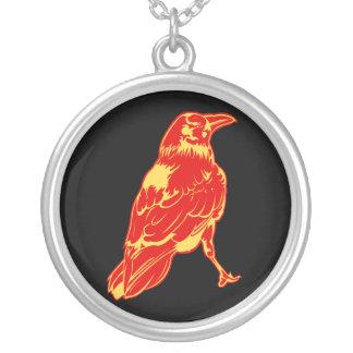 El cuervo solitario grimpola personalizada