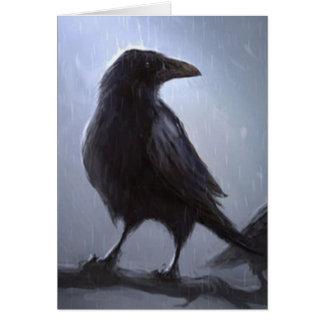 El cuervo tarjetas
