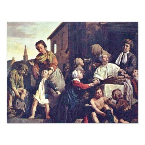 El cuidado de los huérfanos en enero De Bray (la m Comunicados Personalizados