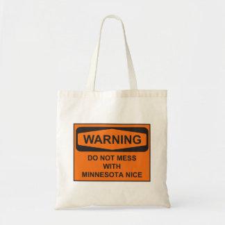 El cuidado no ensucia con el manganeso Niza Bolsas De Mano