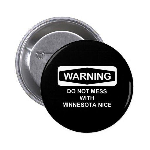 El cuidado no ensucia con el manganeso Niza Pin Redondo 5 Cm