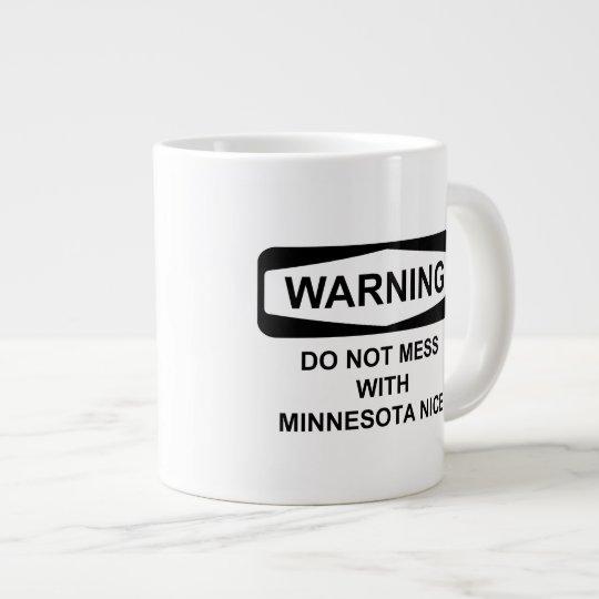 El cuidado no ensucia con el manganeso Niza Taza De Café Grande