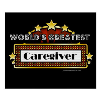 El cuidador más grande del mundo póster