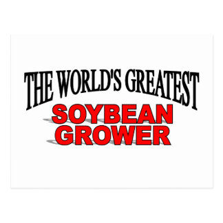 El cultivador más grande de la soja del mundo postales