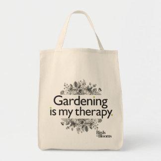 El cultivar un huerto es mi terapia