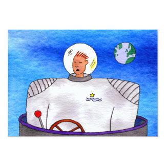 ¡El cumpleaños arruina apagado! Astronauta de Comunicados Personales