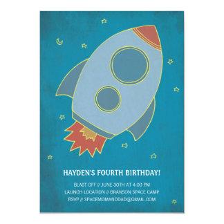 ¡El cumpleaños arruina apagado! Invitación del