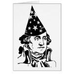 El cumpleaños de George Washington Felicitación