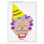 El cumpleaños de Nanna Felicitacion