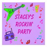 El cumpleaños de Rockin invita Comunicado