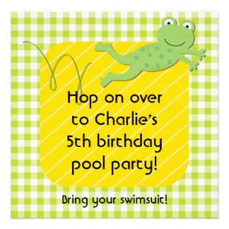 El cumpleaños modificado para requisitos particula invitaciones personalizada