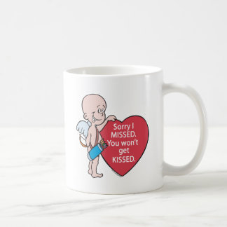 El Cupid divertido faltó la taza Anti-Vday