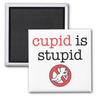 El Cupid es el día de las Anti-Tarjetas del día de Imán Cuadrado
