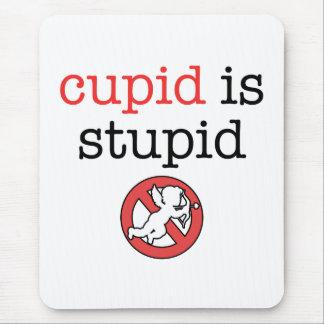 El Cupid es el día de las Anti-Tarjetas del día de Mousepads