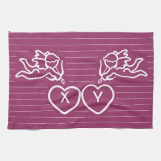 El CUPID PEGA las toallas de cocina de encargo