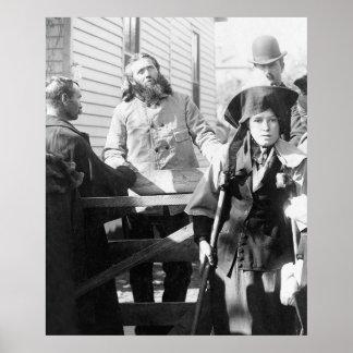 El curador 1895 posters