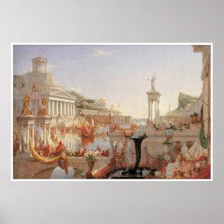 El curso del imperio: TheConsummation del imperio Póster