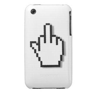 El cursor del pájaro Case-Mate iPhone 3 coberturas