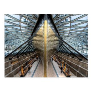 El Cutty Sark, Greenwich Londres Postales