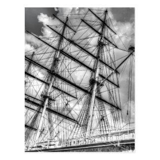 El Cutty Sark Greenwich Tarjetas Postales