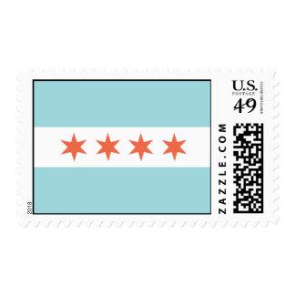 El CW diseña el sello de encargo de la bandera de