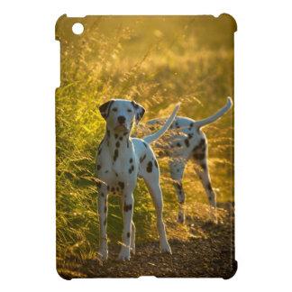 El Dalmatian persigue la mini caja del iPad iPad Mini Carcasas