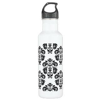 El damasco blanco y negro BPA libera