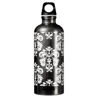 El damasco gris y blanco BPA libera