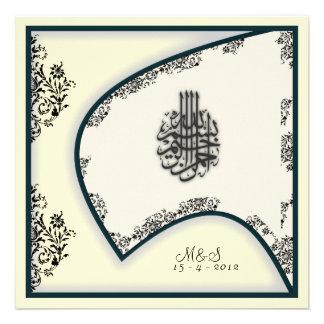 El damasco islámico del halcón del compromiso del  comunicado